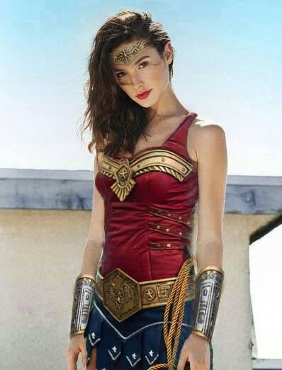 My Fan-Cast for Justice league | Wonder Woman, Gal gadot ...