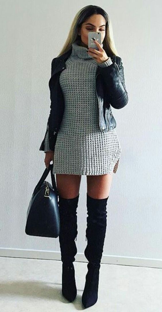 ebcdffbf867 Top 10 Best Sweater Dresses on Rank   Style. Did your favorite make the top  10  Click now to see the full list.  rankandstyle