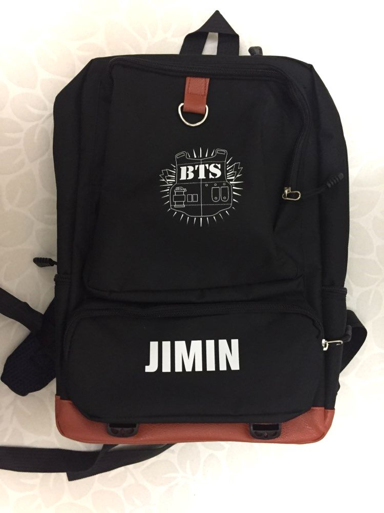 Best Bts All Members Name Backpack Backpacks Bts Backpack Bts