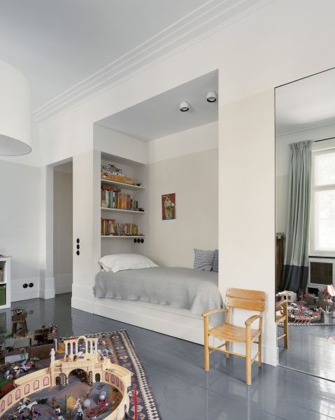 alkoven thomas kr ger architekt quartier7 pinterest house bedroom and home