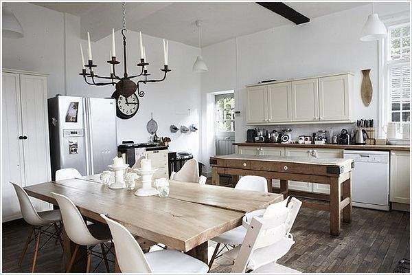 Tips For Rustic Modern Decor