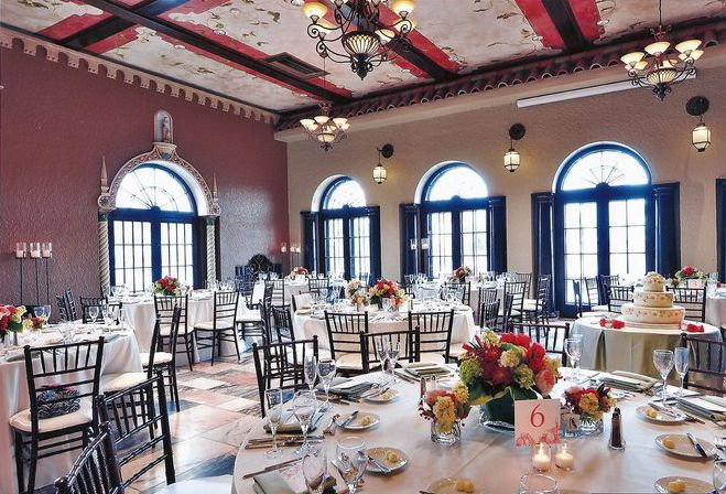The Waterfront Room Wedding Reception St Charles Il