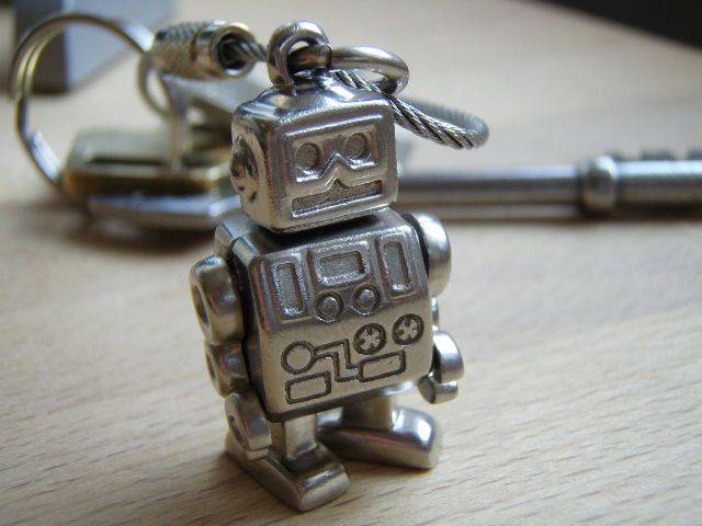 ロボットの精神病