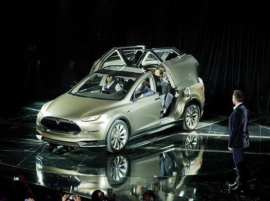 Tesla Motors Announces Fourth Car For Future Electric Vehicle Lineup Tesla Model X Tesla Motors Tesla