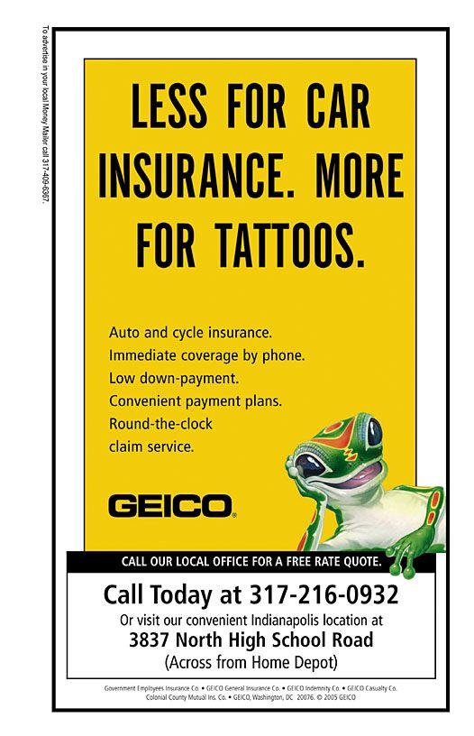 Geico Insurance Geico Online Savings Insurance