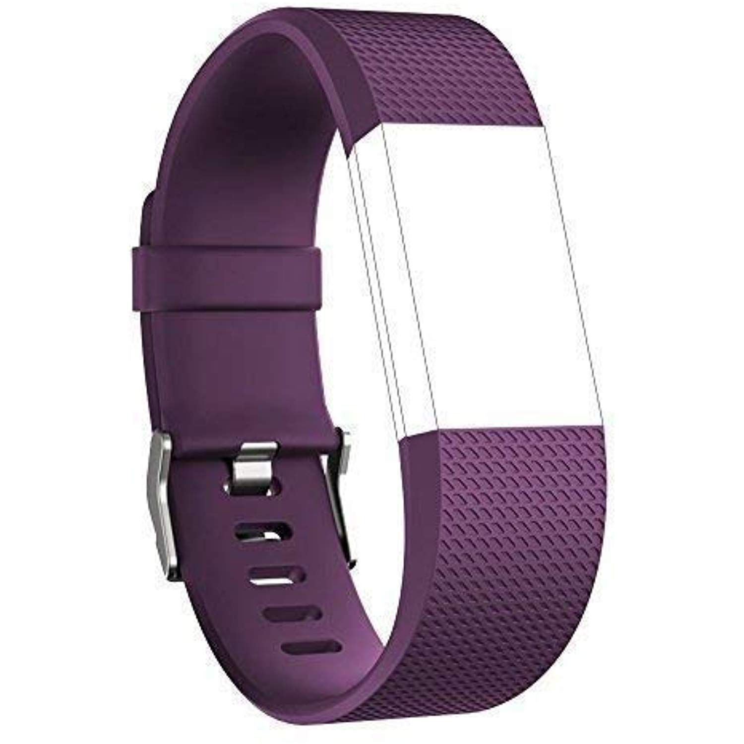 Nylea Fitbit Charge 2 Bands Magnetic Loop Premium Quality Stainless Steel Wrist Band For Fitbit Charg Fitness Wristband Fitness Watch Tracker Fitbit Charge
