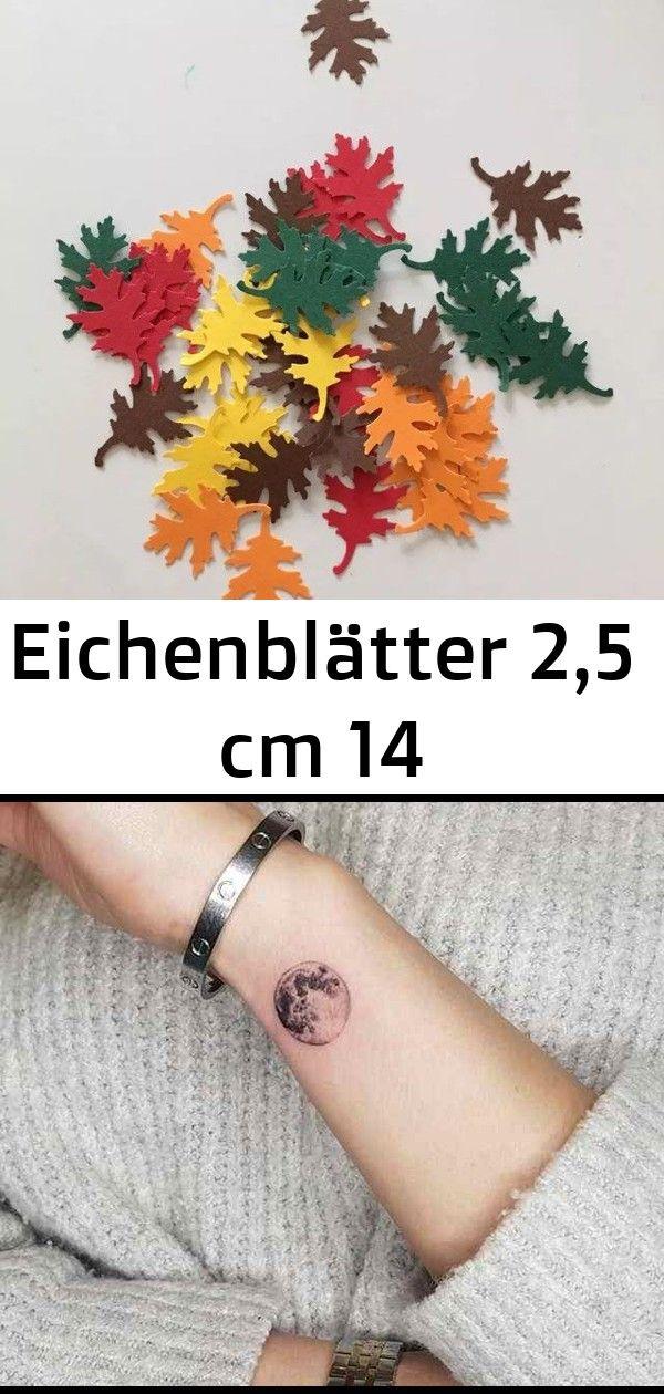 Photo of Eichenblätter 2,5 cm 14