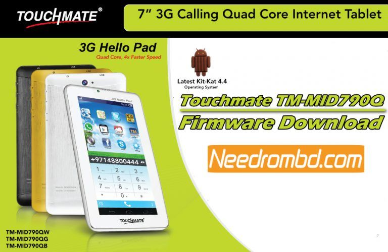 Touchmate TM-MID790Q MT6580 Firmware Download   Smartphone