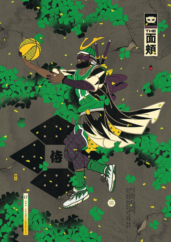 Edo Ball Season 3 Nba 壁紙 かっこいい壁紙 アートデザイン