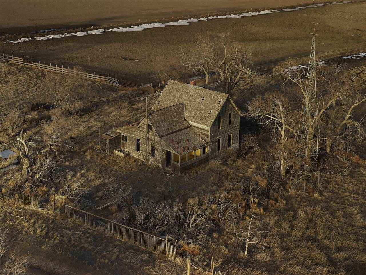 Abandoned House In Sheridan County Nebraska Andrew Moore