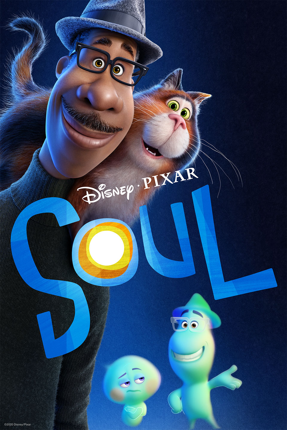 Disney & Pixar's Soul is now available on Blu-ray, DVD, 4K Ultra & Digital (Giveaway ends April 10, 2021)
