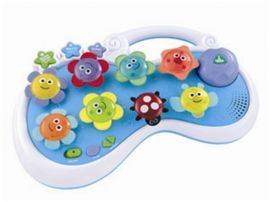 Musical Toys For Toddlers : A wonderful first musical instrument with flashing lights and