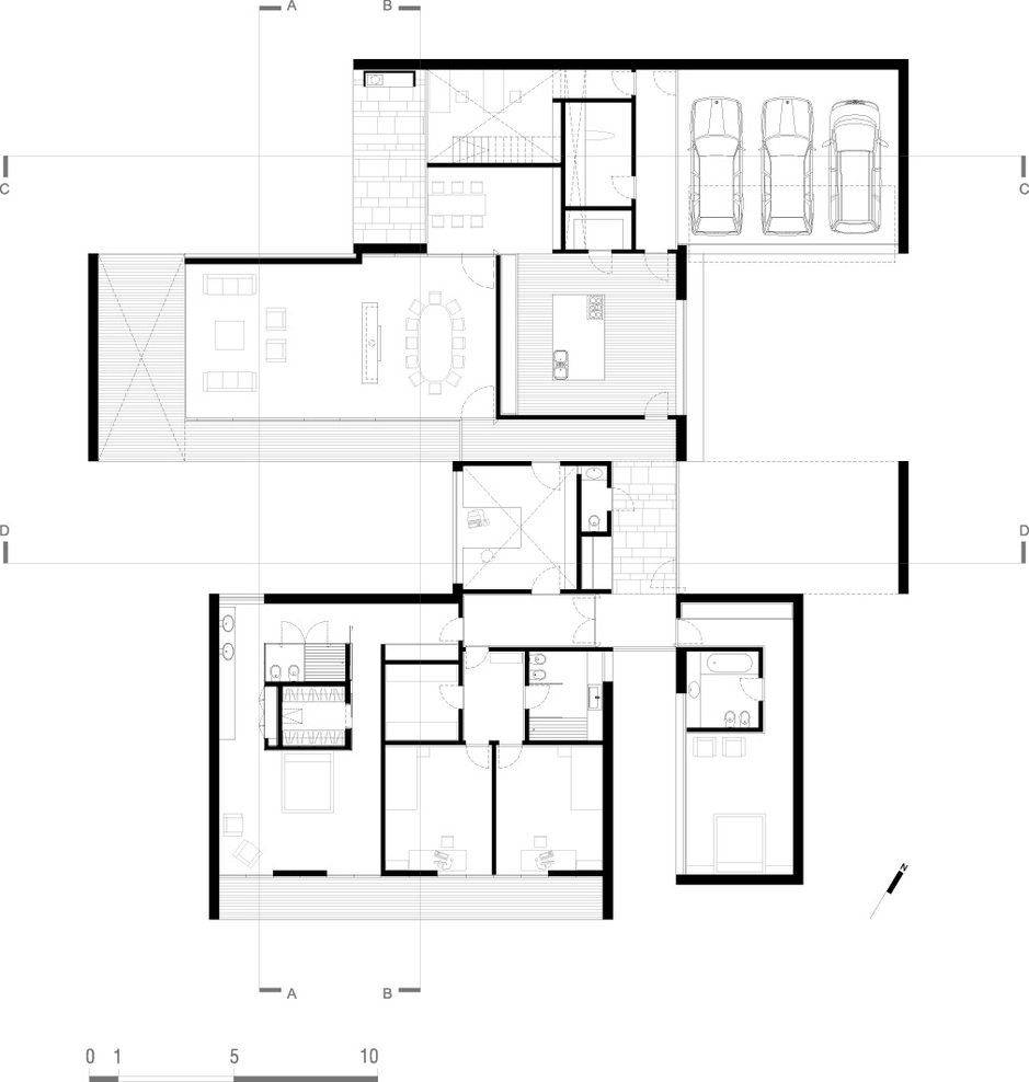 Attractive Gallery Of Norrish House / Herbst Architects   9 | Architects, House And  Container House Plans Photo