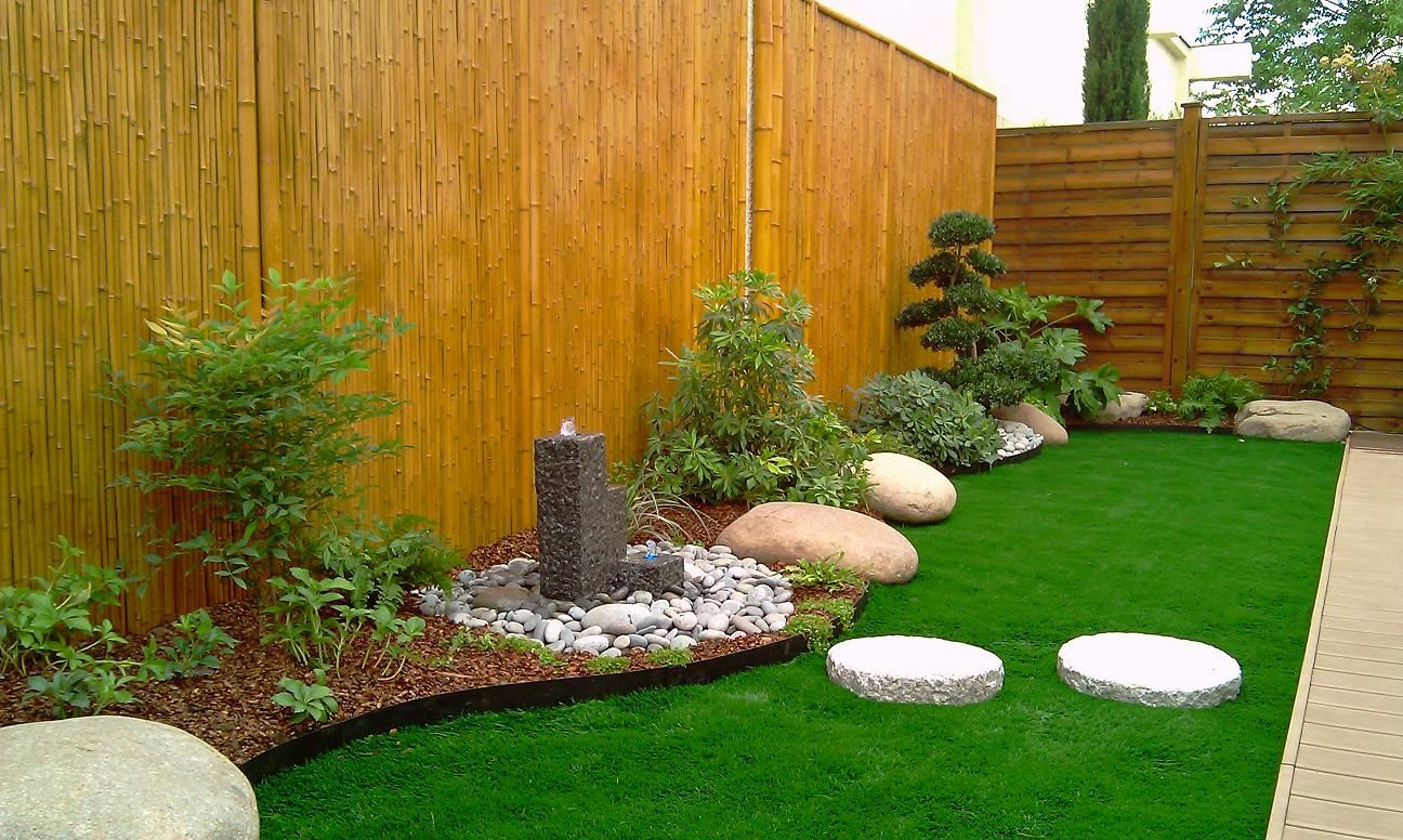 amenagement jardin - Recherche Google   Maisons   Amenagement jardin ...