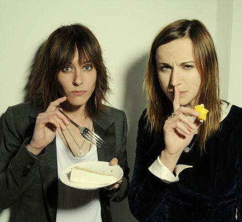 Kate Moennig and Holly Miranda | i love a power couple ...