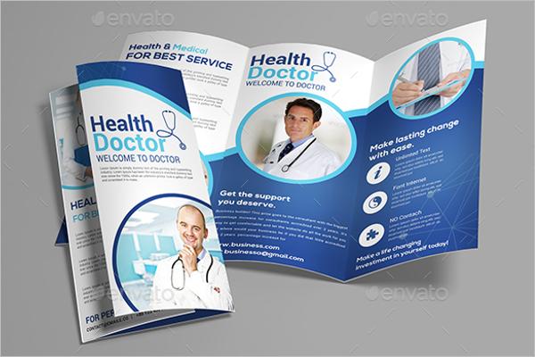 image result for free tri fold medical brochure template medical