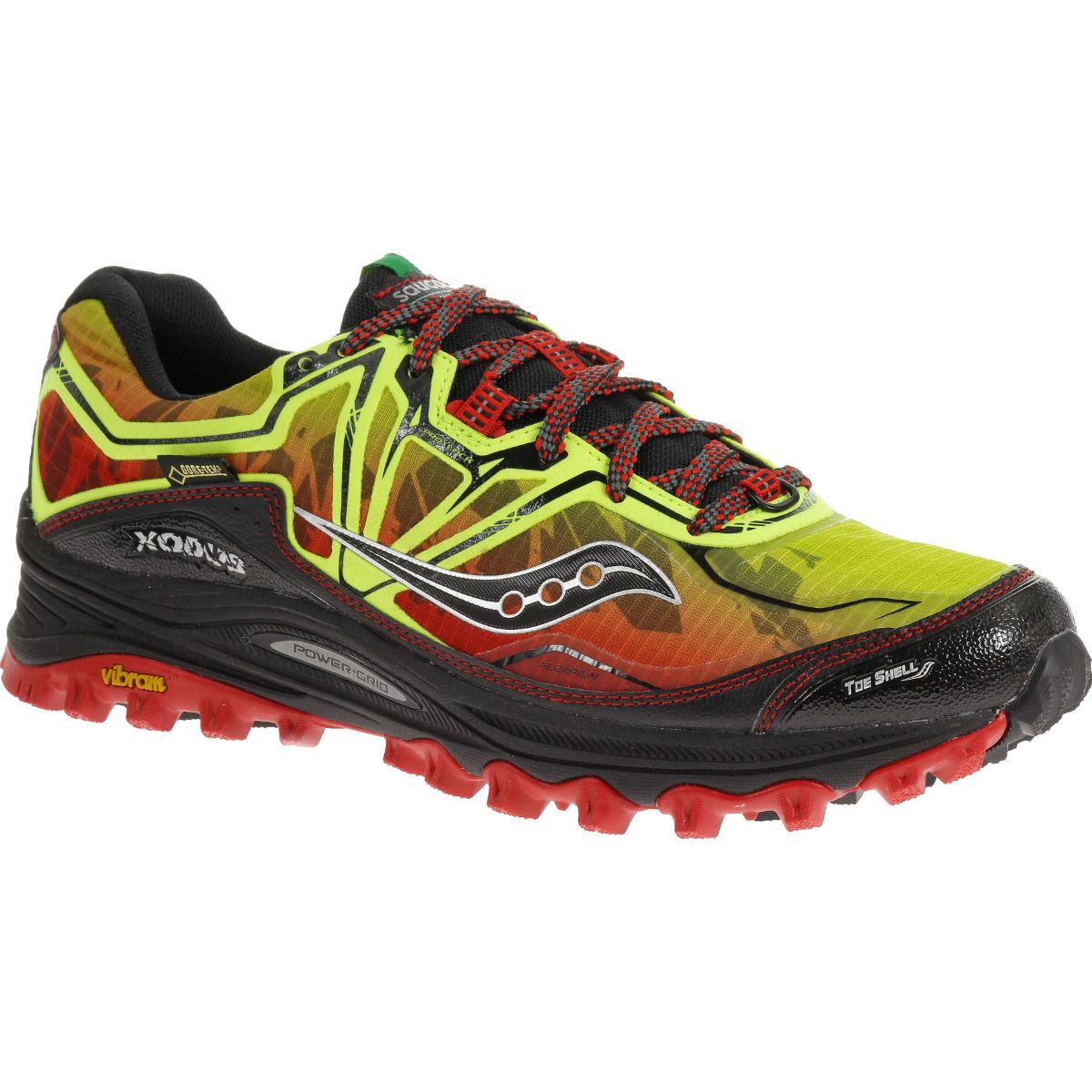 Saucony Xodus 6.0 GTX Shoes (SS16) Offroad Running Shoes