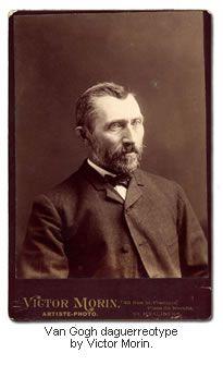 Is This Daguerreotype By Victor Morin Vincent Van Gogh Van Gogh