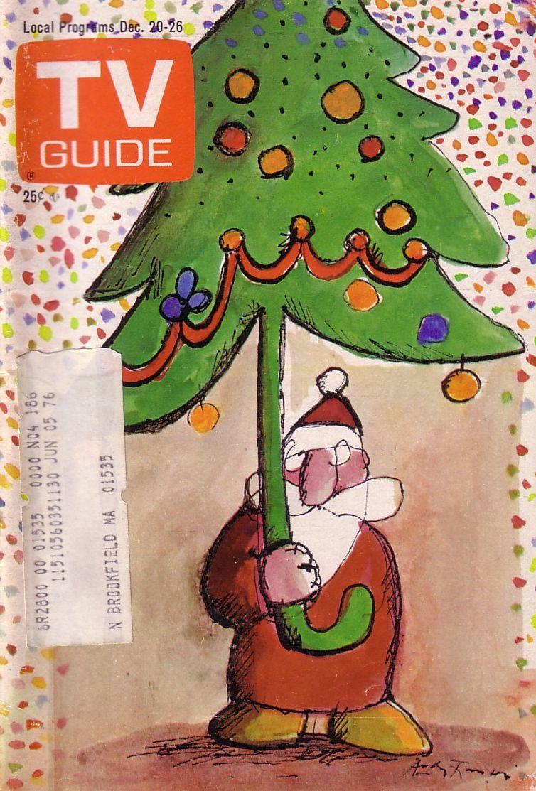 christmas show 1976 | TV Guide Celebrates Christmas (1974-1983 ...