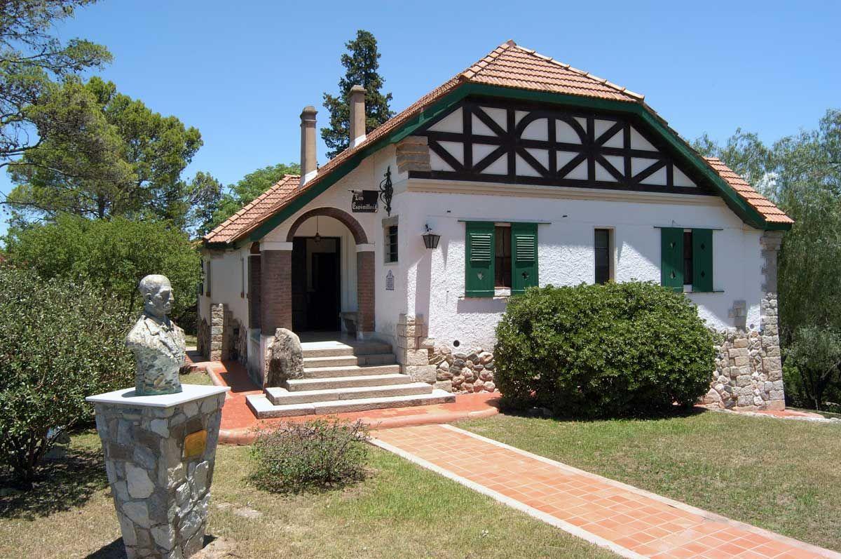 Alta Gracia. Cordoba. Argentina Casa de Manuel de Falla
