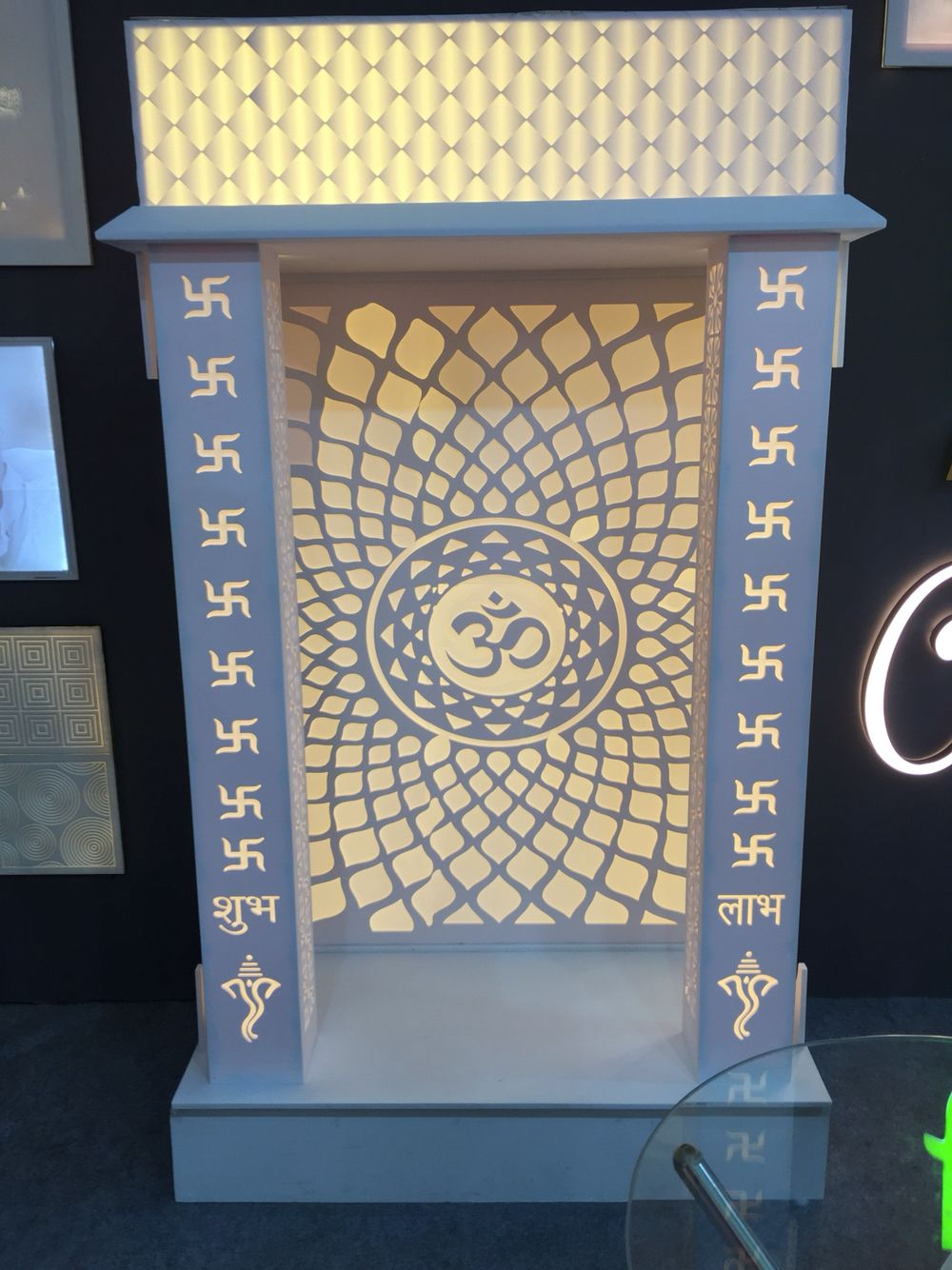 Corian Mandir Pooja Room Door Design Room Door Design