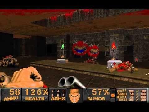 Plutonia 2 - Level 28 | Doom | Final doom, Home decor