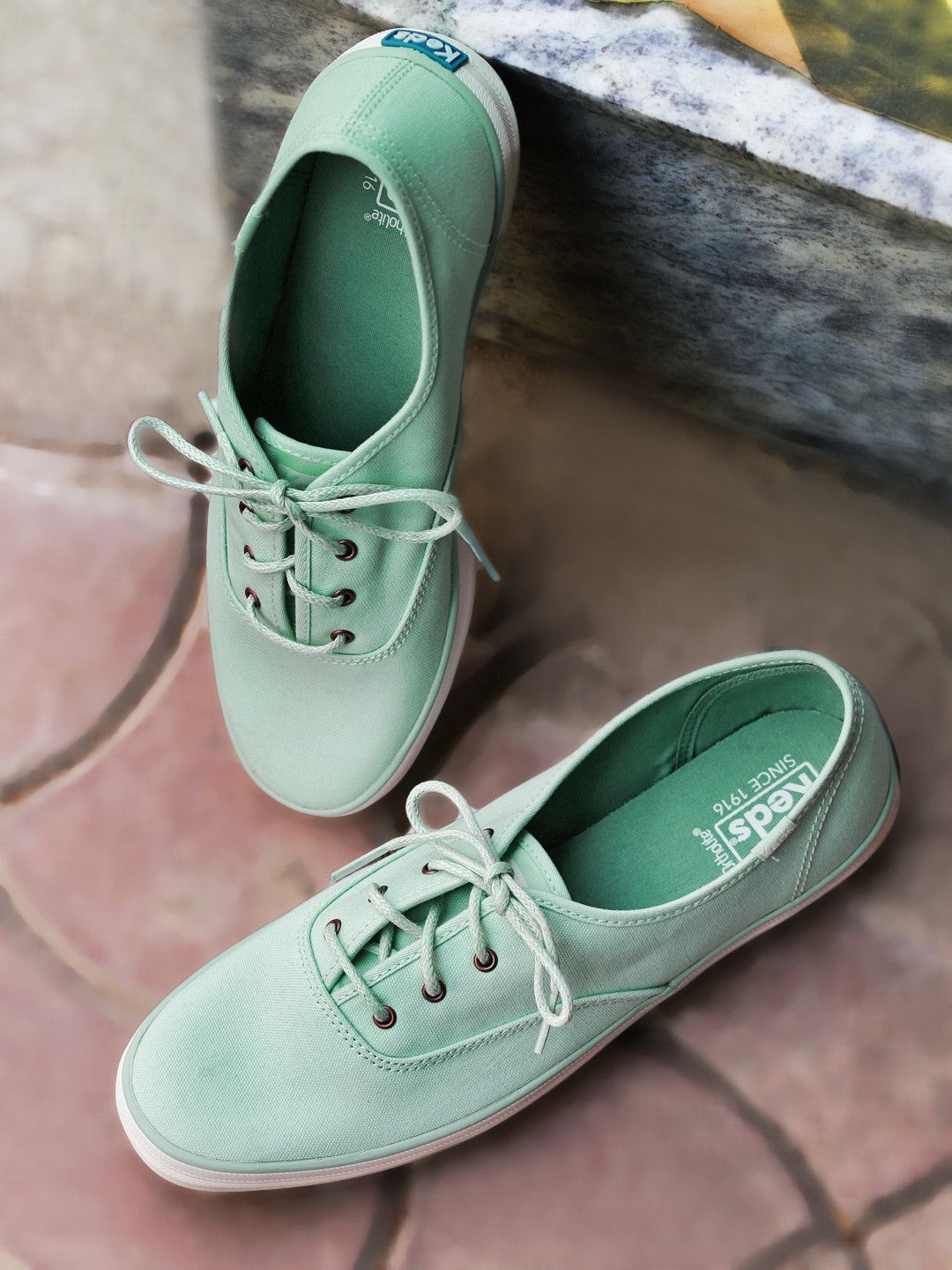 keds green sneakers Shop Clothing