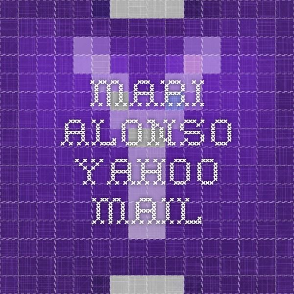 mari_alonso - Yahoo Mail