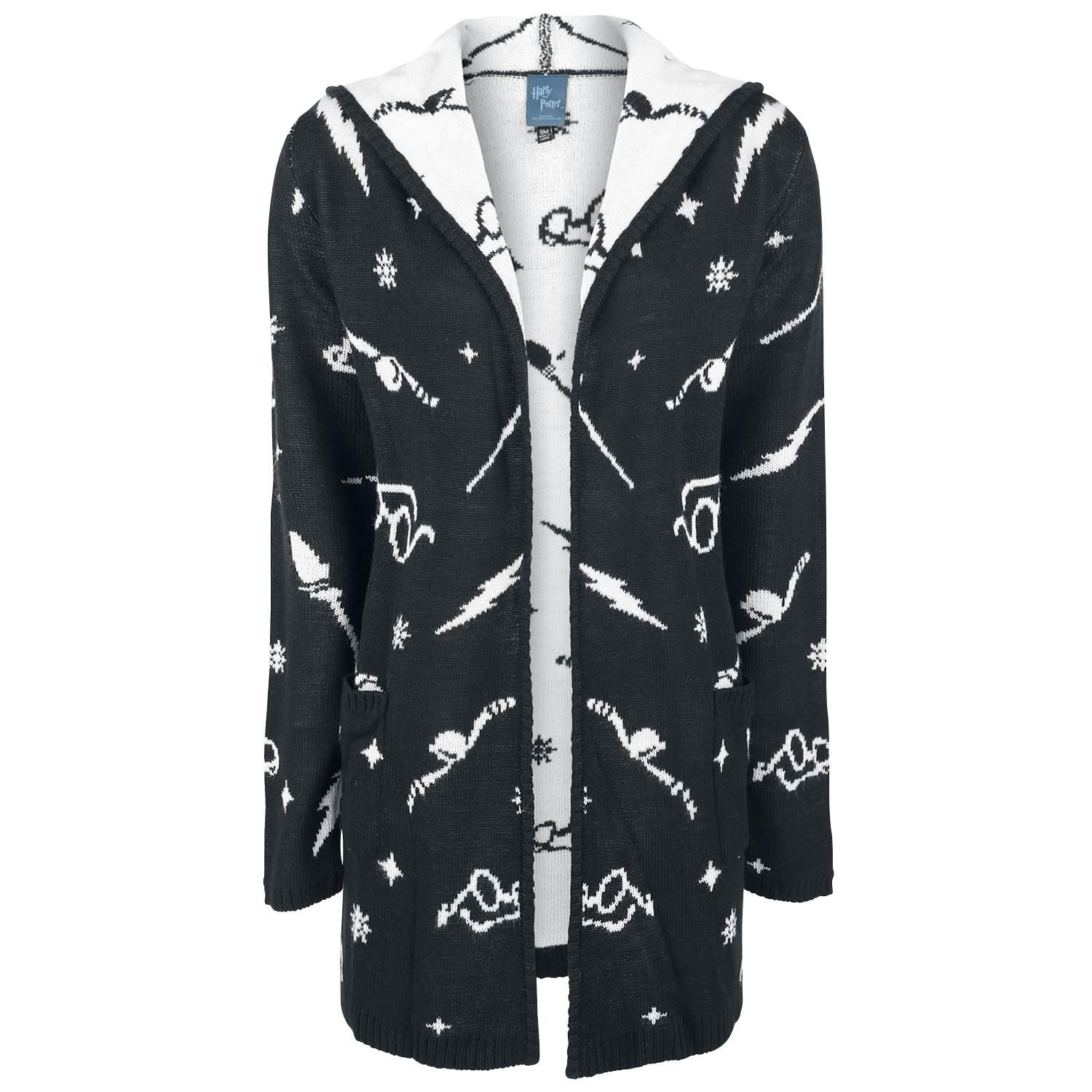 Quidditch - Cardigan by Harry Potter