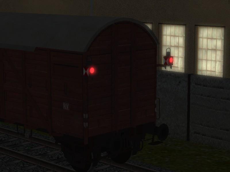 Güterwagenset Gmhs 35 der DB, Epoche IIIa