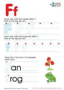 ABC Alphabet Worksheets