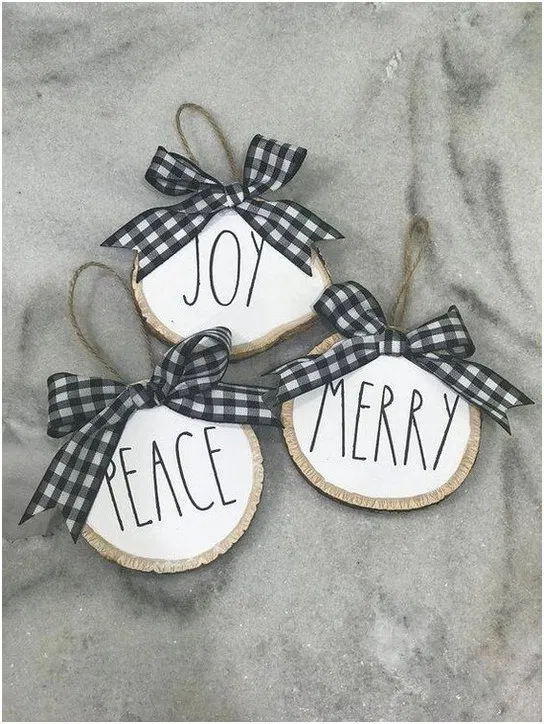 10 DIY Christmas Ornaments To Deck Your Halls In 2019 in
