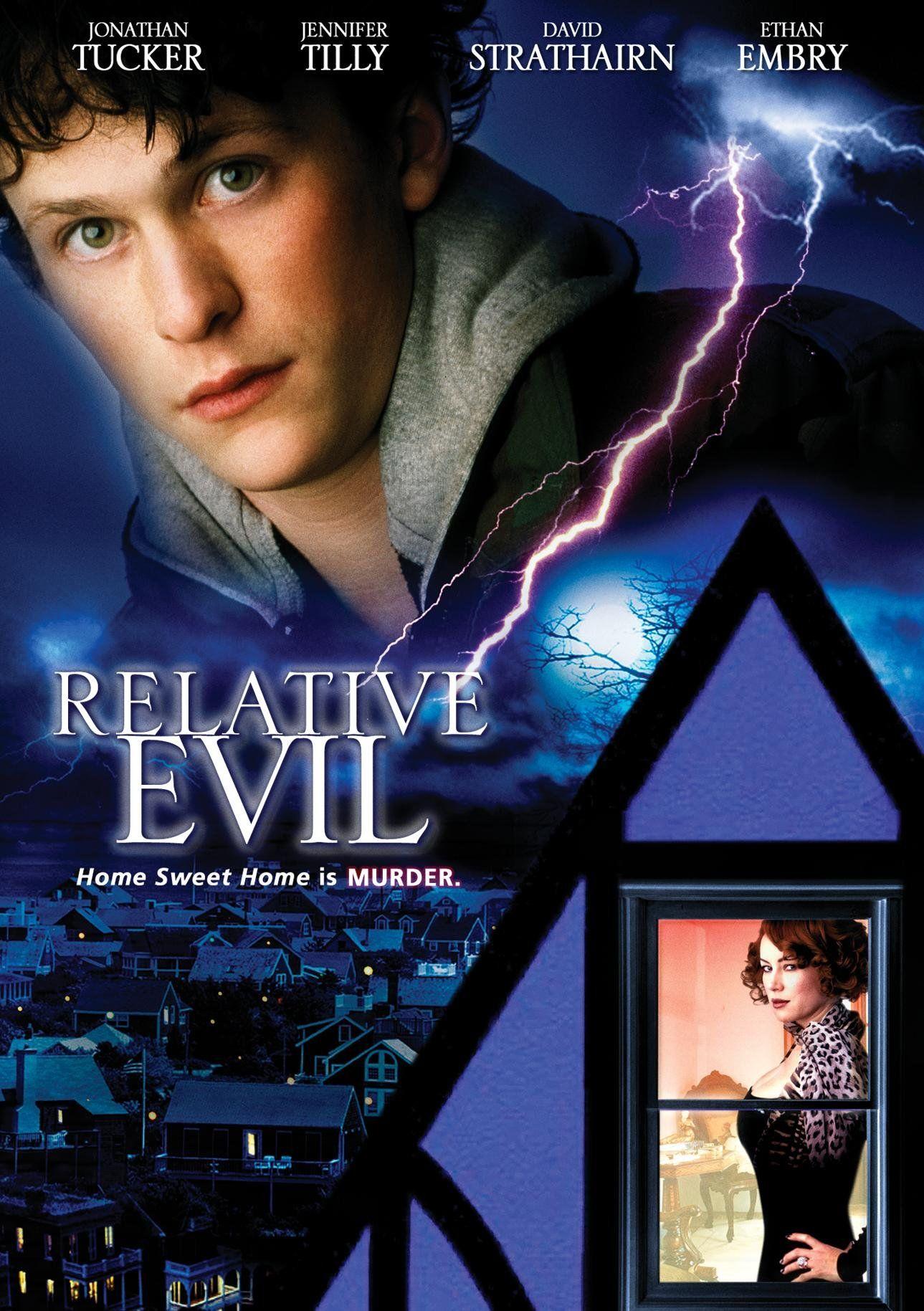 """Relative Evil"" DVD Artwork, 2002. Plot: A Troubled 17"