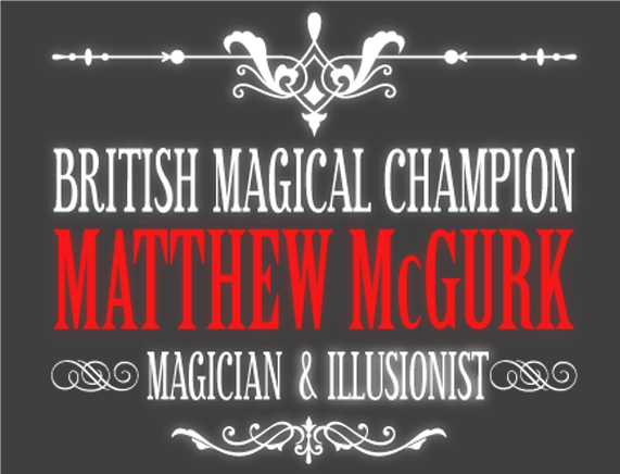 Matthew McGurk – Award-Winning London Magician – Elite Magician for Hire