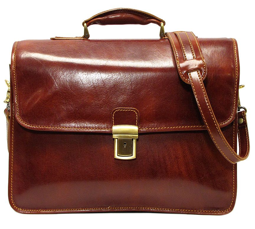 17 Best images about Men's Italian Leather Briefcases on Pinterest ...