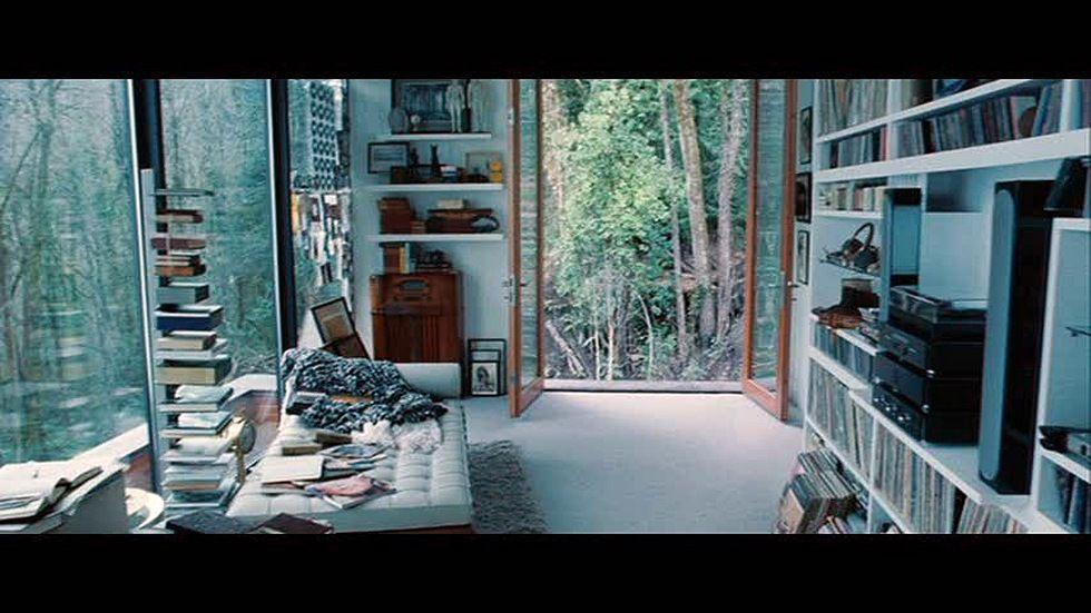 Edward Cullen S Bedroom Carolines Mode Twilight House Cullen House Twilight House