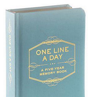 Dagboeken: One Line a Day