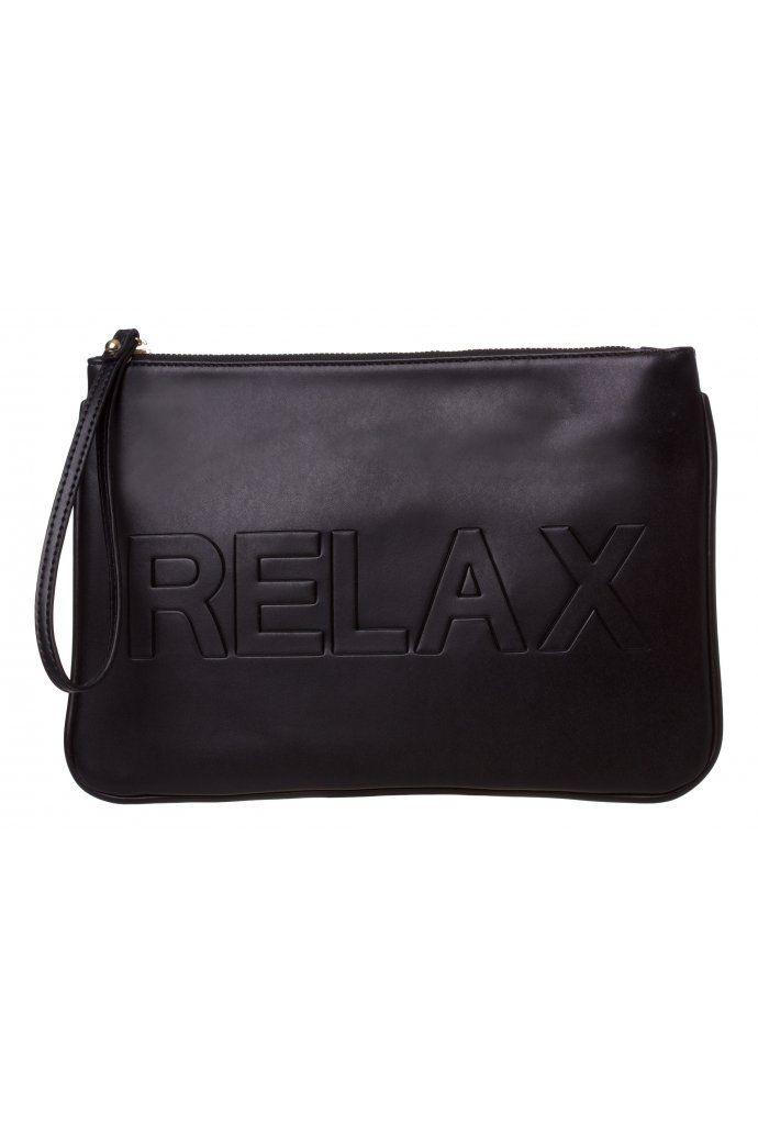 d8b718b018 colette by colette hayman loves the relax clutch in black Follow Me On  Instagram