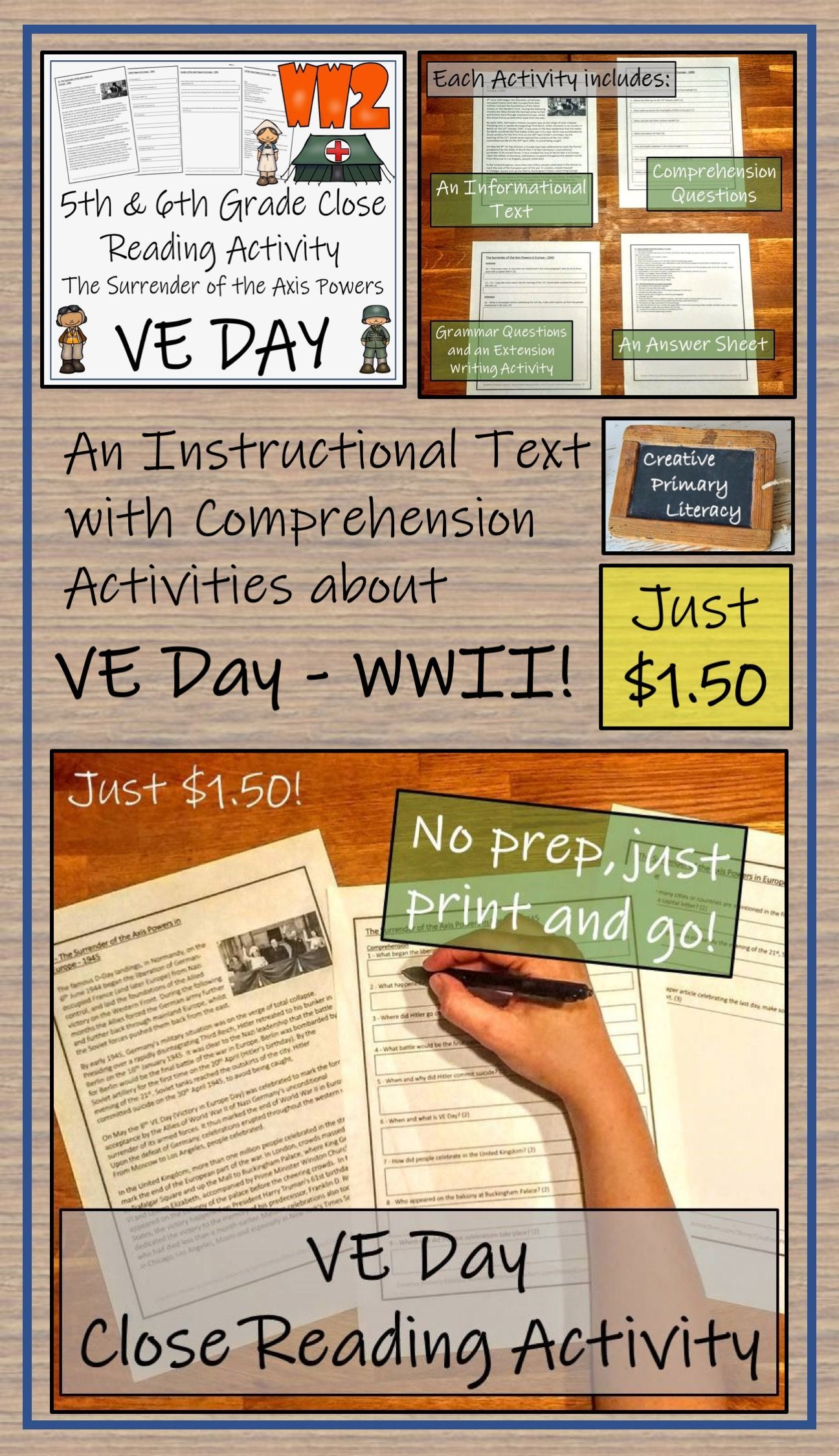 Wwii Ve Day