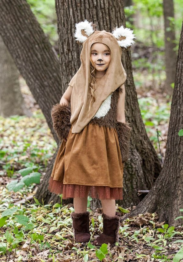 Kids Chewbacca Costume Pattern