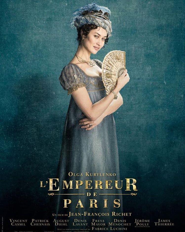 Film L Empereur De Paris : empereur, paris, L'Empereur, Paris, Coming, Soon!, Share, Month..., Movie,, Period, Drama, Movies,, Kurylenko