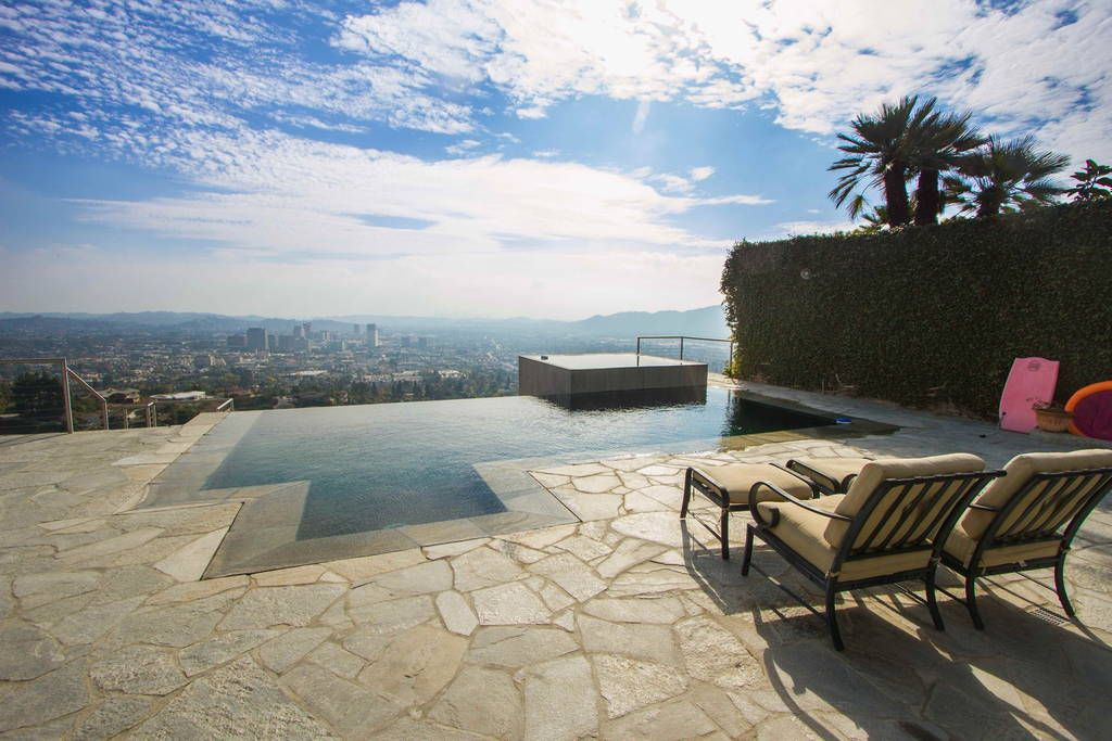 Luxury Hilltop 3br Infinity Pool Houses For Rent In Glendale Infinity Pool Pool Houses Dream Pools