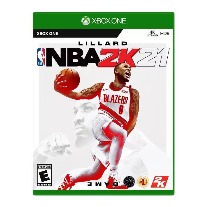 Nba 2k21 Xbox One Xbox One Xbox One Games Xbox