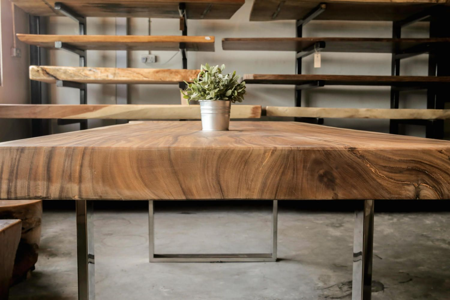 Suar Table Top X Herman Furniture Singapore Wooden Table Chairs
