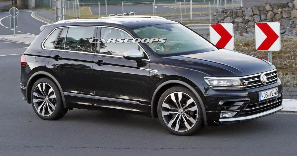 What Does Tiguan Mean >> Vw Developing Hotter Tiguan R For Faster School Runs Cars