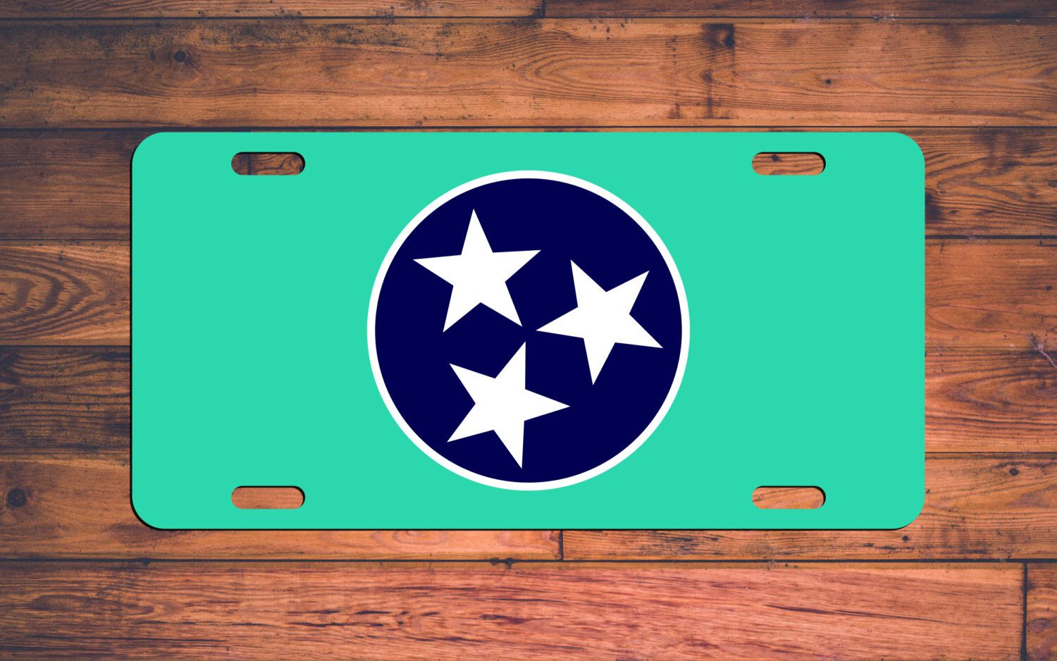Tennessee Tristar Vols License Plate - CHOOSE YOUR COLORS! tn ...