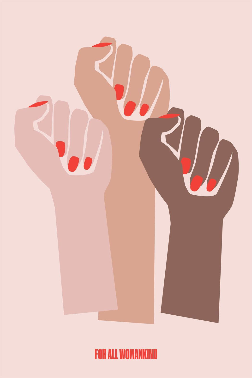 Feminist Art Prints from Independent Artists for International Women's Day // Wish List