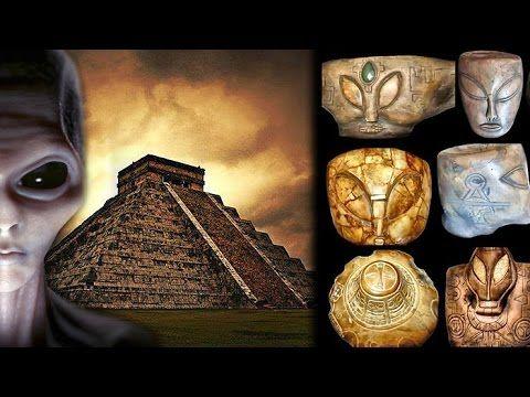 Artefactos encontrados en México probarían el contacto de los Mayas con ...