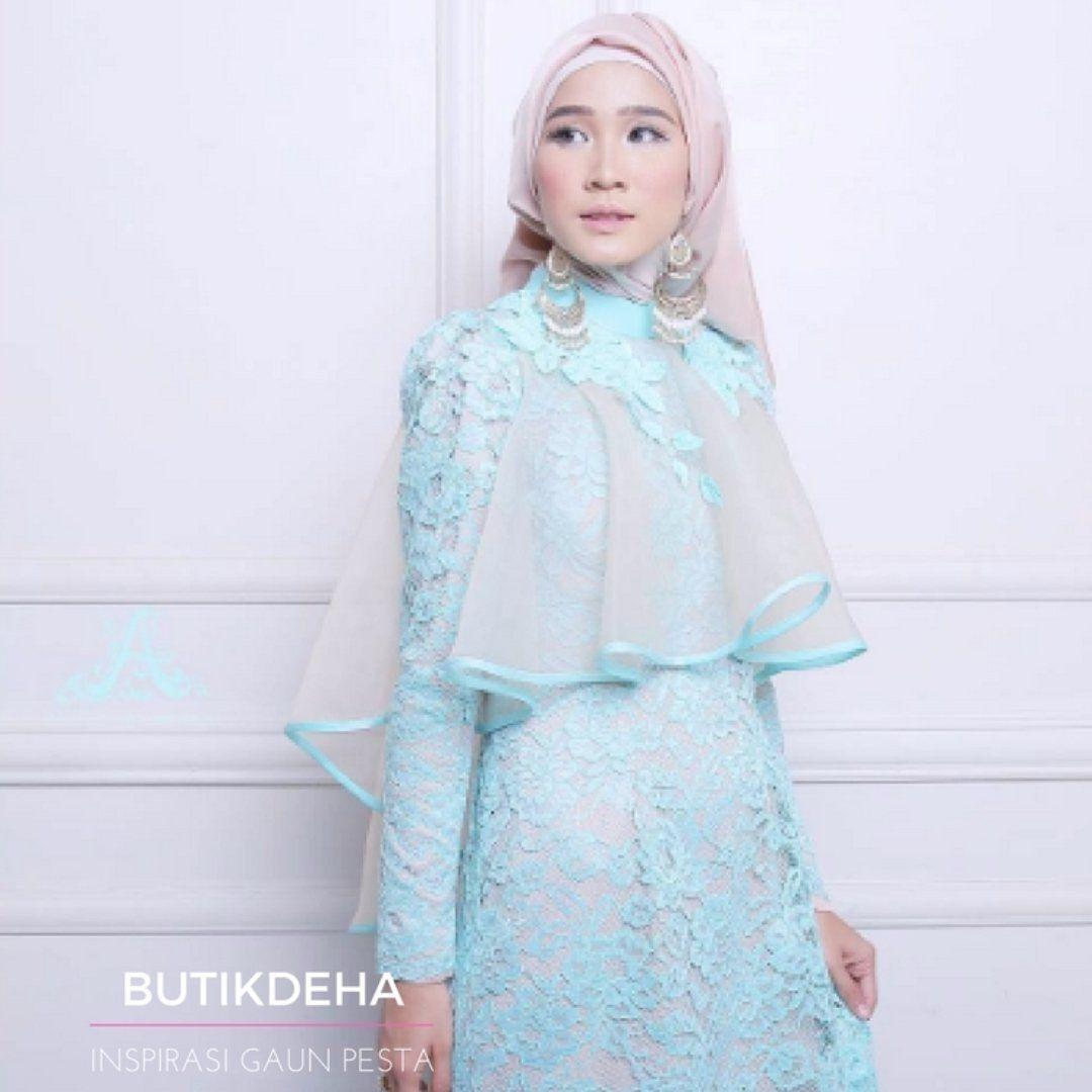 24 Suka 2 Komentar Gaun Kebaya Pesta Dress Maker Butikdeha Di
