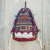 Laced Trails Backpack, Women's Sweet Country Accessories